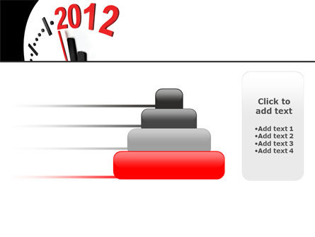 Time of 2012 PowerPoint Template Slide 8