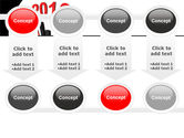 Time of 2012 PowerPoint Template#18