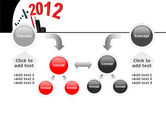 Time of 2012 PowerPoint Template#19