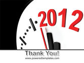 Time of 2012 PowerPoint Template#20