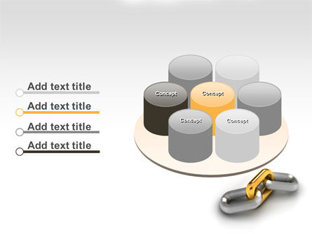 Link PowerPoint Template Slide 12
