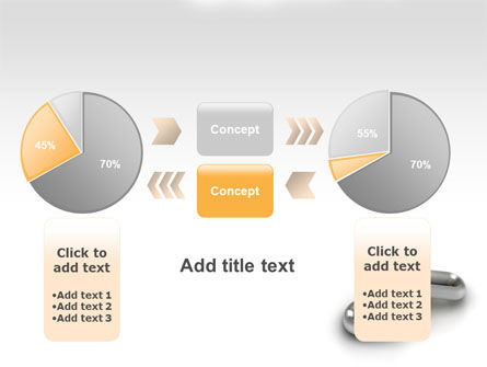 Link PowerPoint Template Slide 16