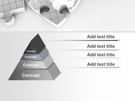 Continents As Puzzle PowerPoint Template Slide 12