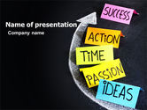 Education & Training: From Ideas to Success PowerPoint Template #07260