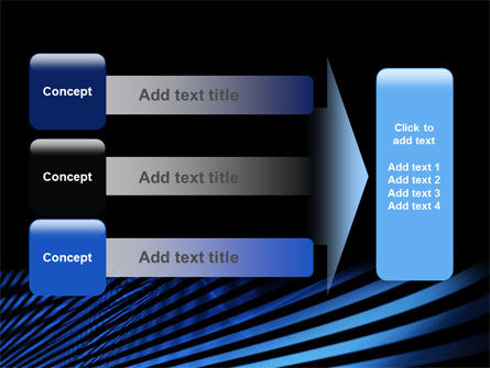 Intersecting Lines PowerPoint Template Slide 12