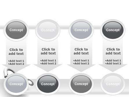 Unlocked Padlock PowerPoint Template Slide 18