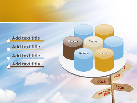 Credits and Loans PowerPoint Template Slide 12