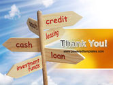 Credits and Loans PowerPoint Template#20