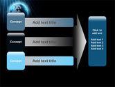 World Spotlight PowerPoint Template#12
