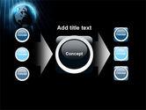 World Spotlight PowerPoint Template#17