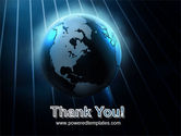 World Spotlight PowerPoint Template#20