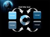 World Spotlight PowerPoint Template#6