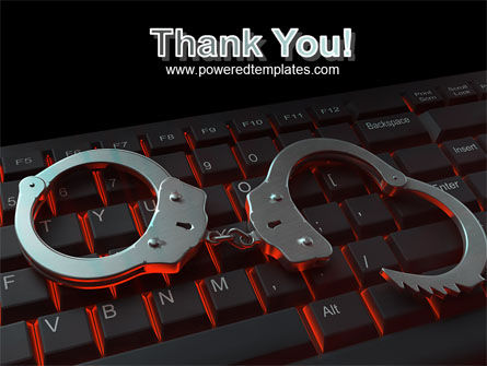 Computer Crimes PowerPoint Template Slide 20