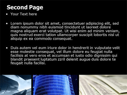 Bright Pictures Of Business Center PowerPoint Template Slide 2