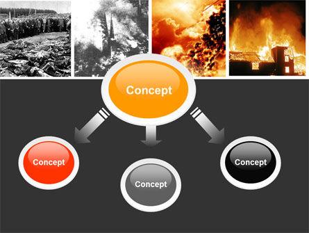 Adolf Hitler PowerPoint Template, Slide 4, 07294, People — PoweredTemplate.com