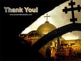 Byzantine Church PowerPoint Template#20