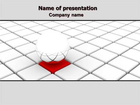 Consulting: Business Implementation PowerPoint Template #07300