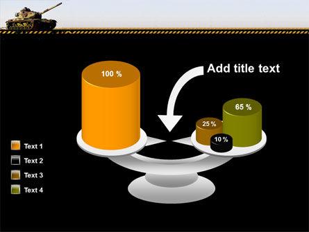 Tank PowerPoint Template Slide 10