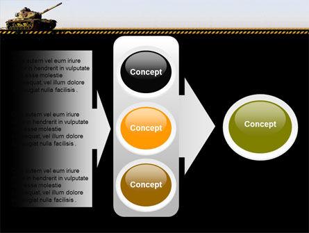 Tank PowerPoint Template Slide 11