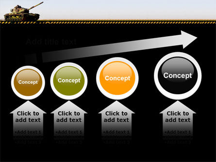 Tank PowerPoint Template Slide 13