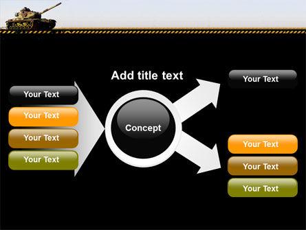 Tank PowerPoint Template Slide 14