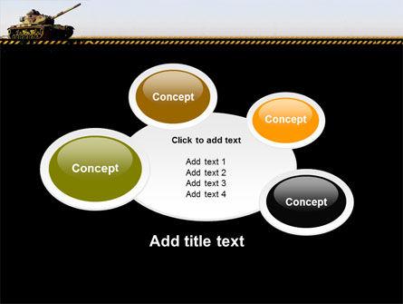 Tank PowerPoint Template Slide 16