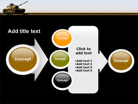 Tank PowerPoint Template Slide 17
