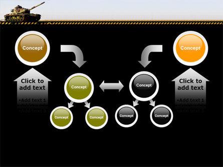 Tank PowerPoint Template Slide 19