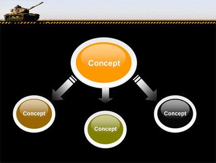 Tank PowerPoint Template Slide 4