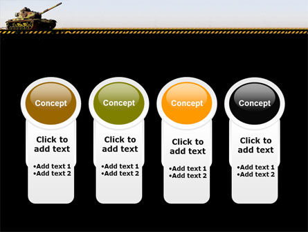 Tank PowerPoint Template Slide 5
