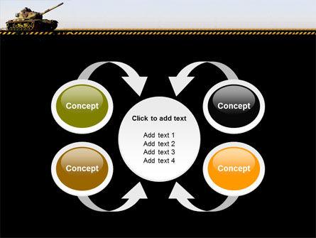 Tank PowerPoint Template Slide 6