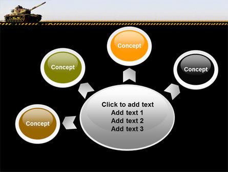 Tank PowerPoint Template Slide 7