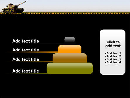 Tank PowerPoint Template Slide 8