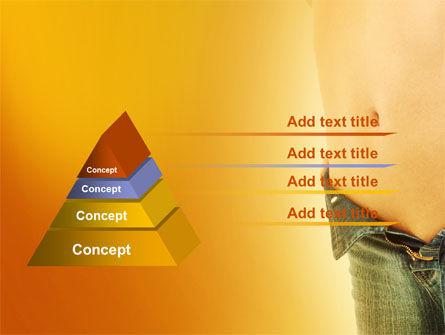 Slim Waist PowerPoint Template Slide 12