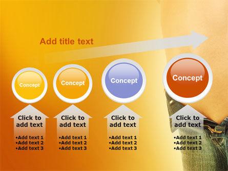 Slim Waist PowerPoint Template Slide 13