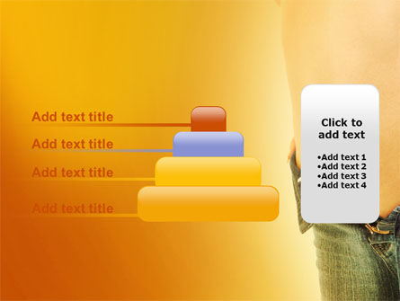 Slim Waist PowerPoint Template Slide 8