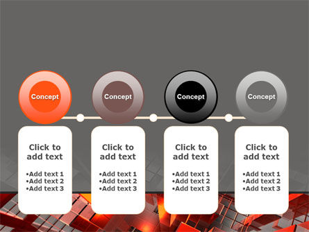 Heat Up Rates PowerPoint Template Slide 5