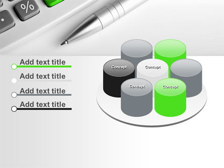 Accountant Tools PowerPoint Template Slide 12