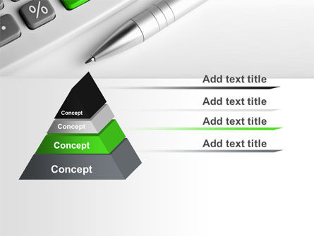 Accountant Tools PowerPoint Template, Slide 4, 07305, Financial/Accounting — PoweredTemplate.com