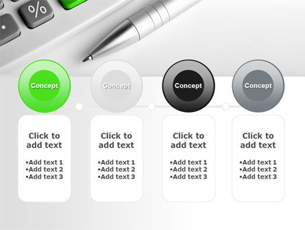 Accountant Tools PowerPoint Template Slide 5