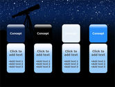 Stars Observation PowerPoint Template#5