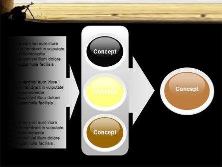 Machine Gun PowerPoint Template Slide 11