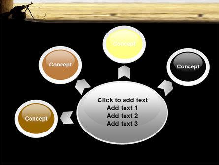 Machine Gun PowerPoint Template Slide 7