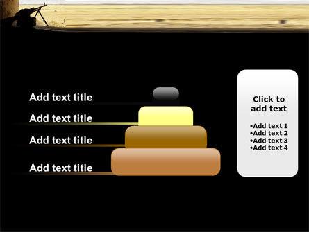 Machine Gun PowerPoint Template Slide 8