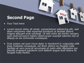 House Sold PowerPoint Template#2