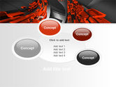 Abstract Flow PowerPoint Template#16