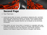 Abstract Flow PowerPoint Template#2