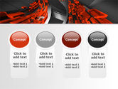 Abstract Flow PowerPoint Template#5