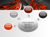 Abstract Flow PowerPoint Template#7