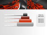 Abstract Flow PowerPoint Template#8
